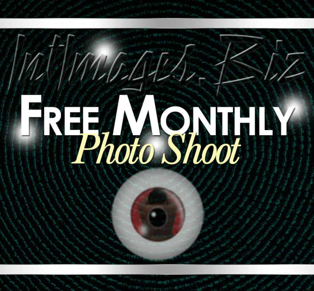 It's the IntImages.Biz Free Monthly Photo Shoot
